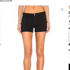 Frame Denim Le Cutoff shorts size 24